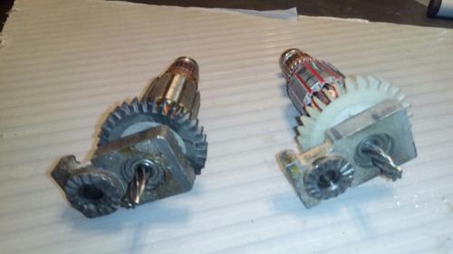 bobina taladro agujereadora marca starke,usada buen estado