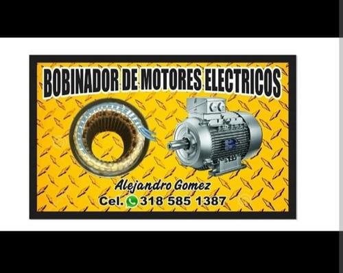 bobinado de motores electricos, mantenimientos