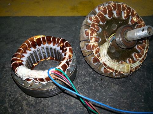 bobinado y reparacion de motores de todo tipo