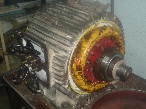 bobinados de motores eléctricos monofasicos y trifasicos