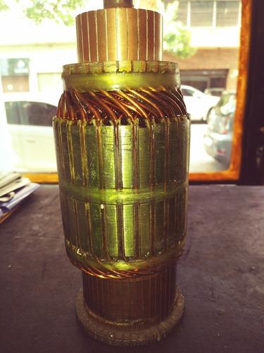 bobinados  reparación arranques alternadores a/a