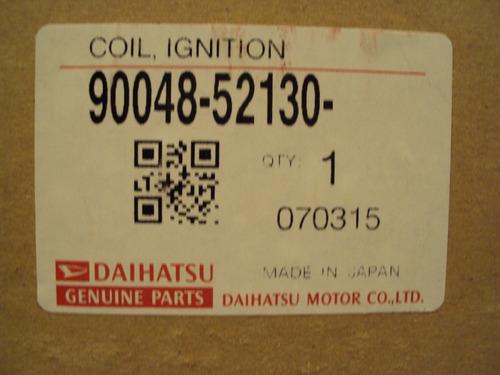 bobinas de encendido terios 2002 2007 original