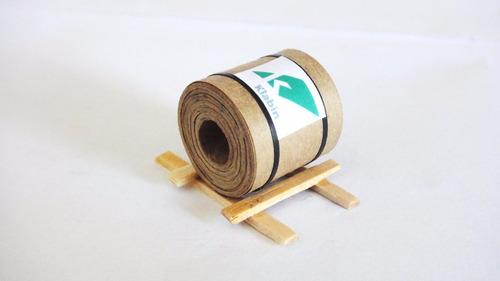 bobinas de papel - klabin - perez ferromodelismo
