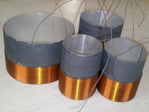bobinas para parlantes y reparaciones en gral.