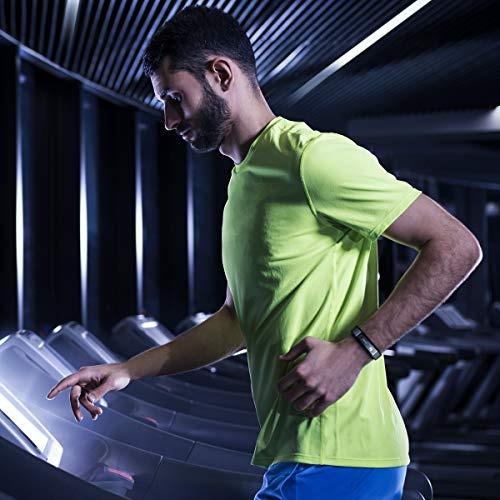 boblov pulsera inteligente, fitness tracker de pantalla tác