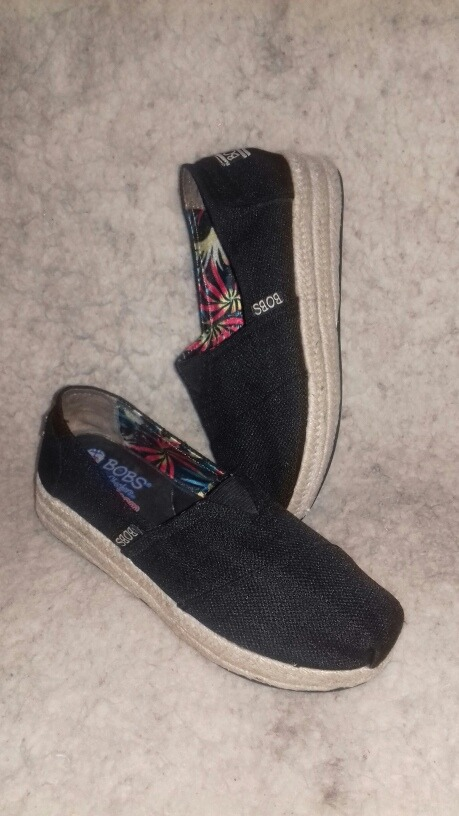 muchas opciones de fina artesanía mejor sitio web Bobs Skechers Zapato Dama Alpargata Memory Foam