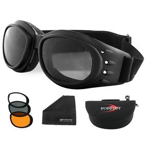 397c04eb0e Lentes Bobster - Goggles para Motos en Mercado Libre México