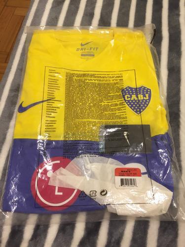 boca 2012 camiseta