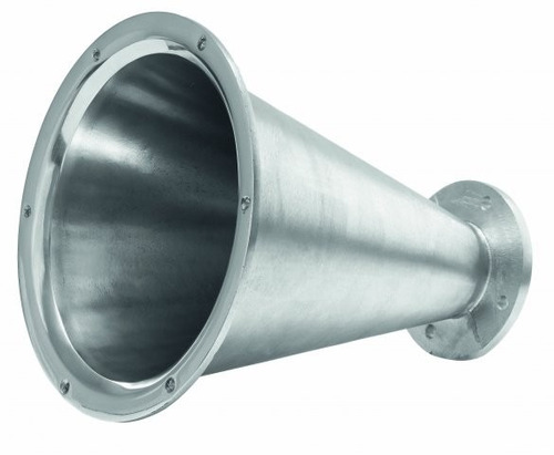 boca corneta jarrão aluminio cromado lc 1480 p/ d405