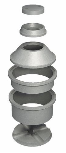 boca de registro cloaca de hormigón armado premoldeadas +iva
