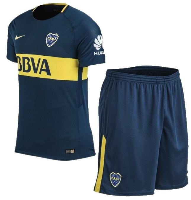 1d1f0efdf9 Boca Jrs 2018 Nike Orig Camiseta Match+short Envio Gratis -   1.499 ...