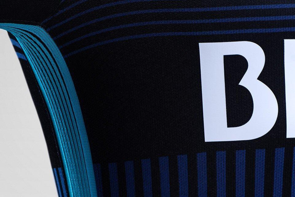Camisa Boca Juniors Third 17 18 - Torcedor Nike Masculino - R  160 ... 5624723cd1004