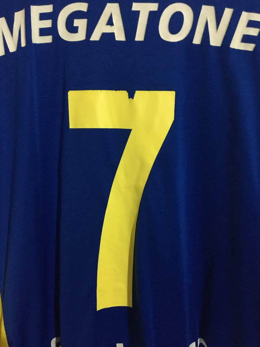 Camisa Boca Juniors 2006 De Coleção - R  450 a8ed3b2d4c6d7
