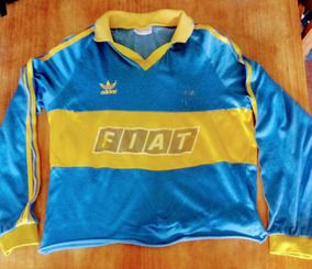 lowest price 4ed56 1e721 Boca Juniors Camiseta Año 89 Manga Larga adidas Original De