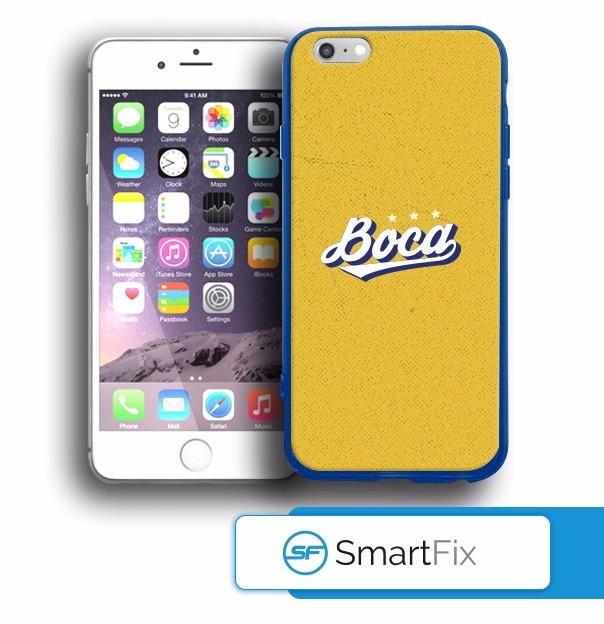 9ea558ac7b0 Boca Juniors Funda Nokia Lumia 640 - $ 250,00 en Mercado Libre