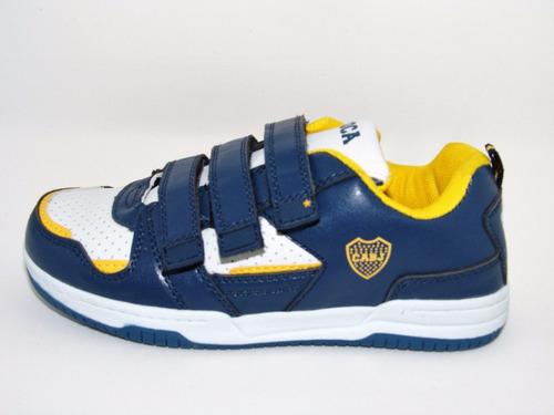 boca juniors original zapatillas para niños talles 29 al 33