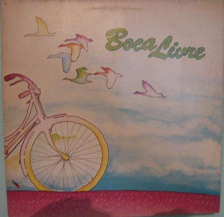 boca livre - bicicleta - 1980