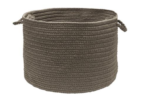 boca raton - gris cesta utilidad de 18 -inch-inch x12 -inch-