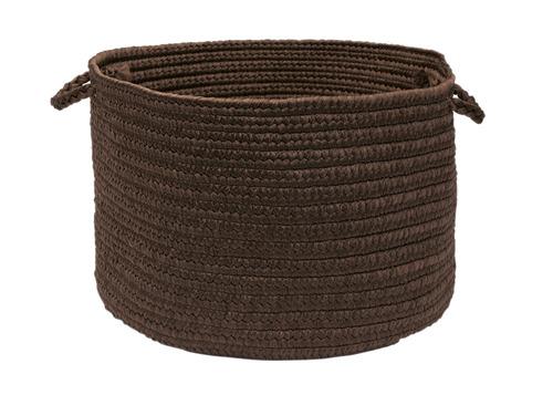 boca raton - visón - cesta 18 -inch-inch x12 -inch-inch