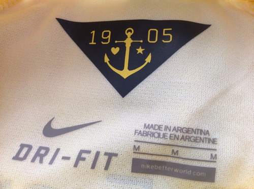 boca uniforme jersey