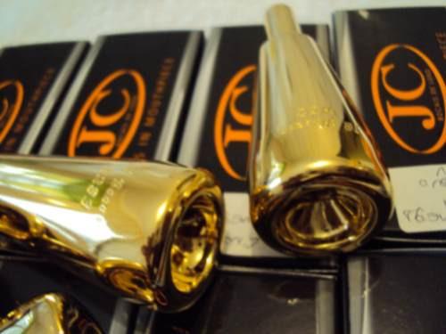bocais    stc3  estilo monette ; linha profissional trumpet