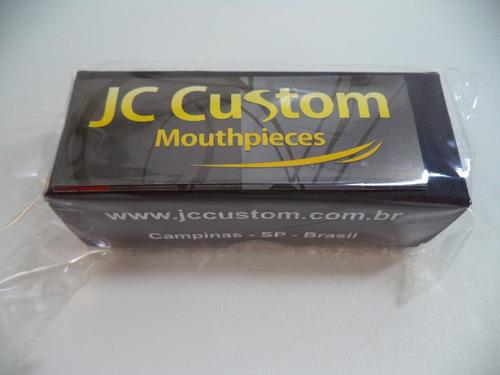 bocal jc custom   xlt   , modelo xlt monette