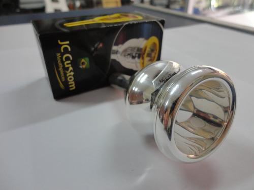 bocal para tuba jc custom anatomic 34 mm bombardao s loja