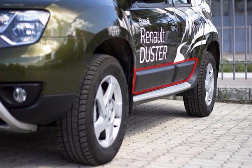 boceles laterales puertas renault duster para todos los años