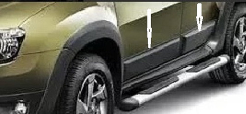 boceles o molduras puertas renault duster