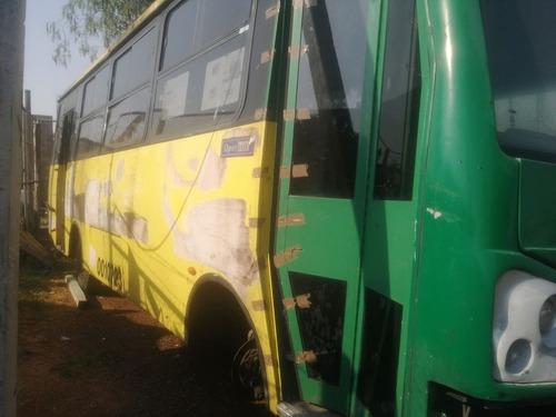 bochobus 2011 para rearmar