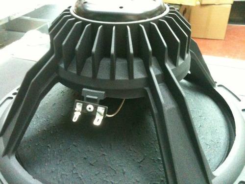 bocina 12  neodimio 300 watts