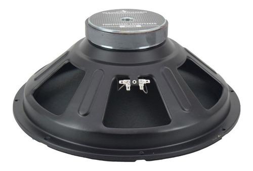 bocina 15 pulgadas 1000 watts pmpo para bafles profesionales