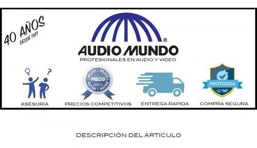 bocina activa radio fm/usb/bt controla con app sccmax1 p...