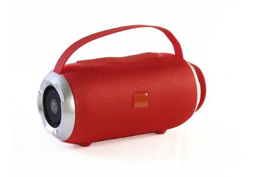 bocina altavoz portátil bluetooth micro sd usb aux 3.5mm colores /e