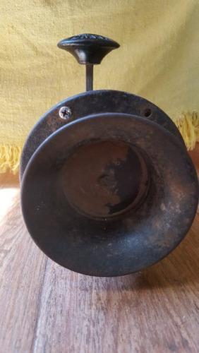 bocina antigua