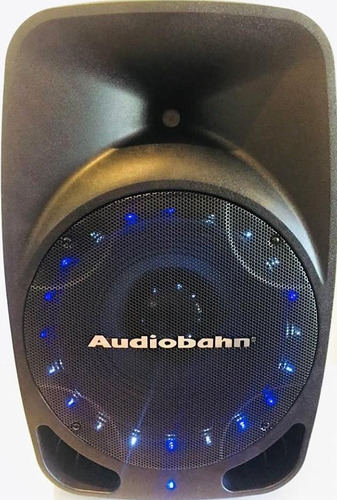 bocina bafle audiobahn super potente con 300w rms