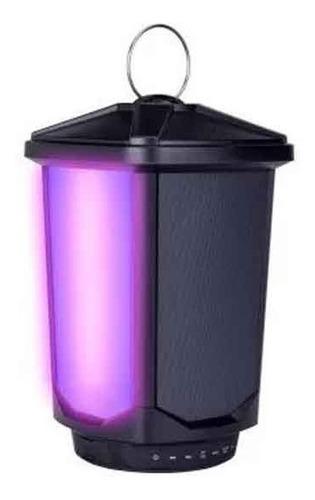 bocina bluetooth farol usb sd luces techome fs180 recargable