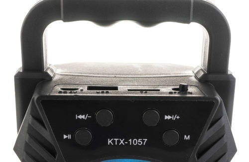 bocina bluetooth ktx-1057 con agarre