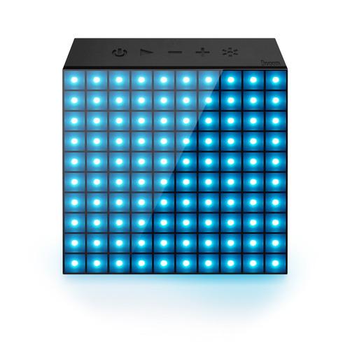 bocina bluetooth pantalla led y app para smartphone. Black Bedroom Furniture Sets. Home Design Ideas
