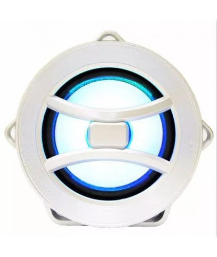 bocina bluetooth recargable con voz usb mini sd mp3 rfr114