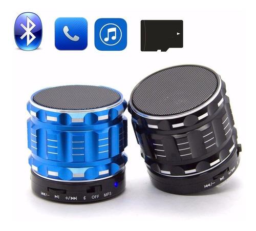 bocina bluetooth recargable fm microsd =servicio a domicilio