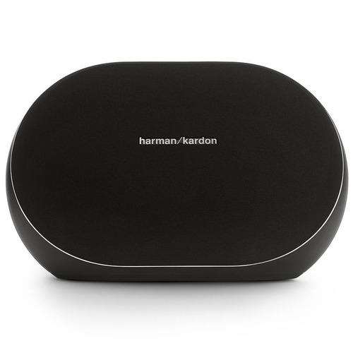 bocina bluetooth y wifi  hk omni 20+ negro con chromecast