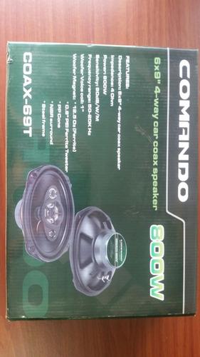 bocina comando 6*9 para carro 800w