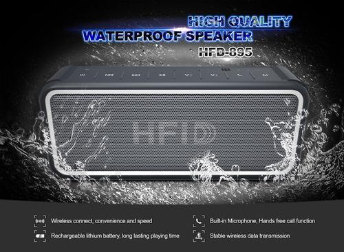 bocina contra agua 2.1 canales · 20 watts · power bank