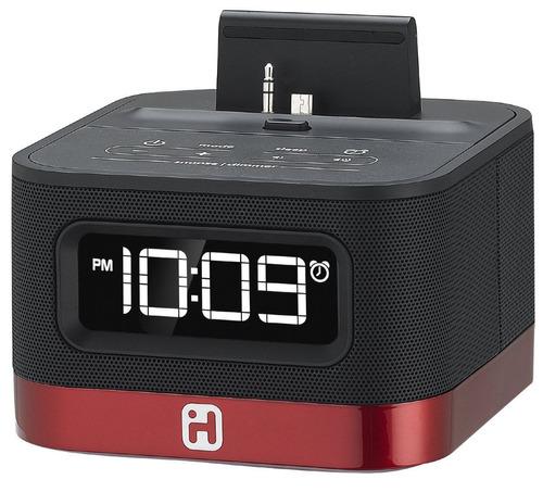 bocina despertador para kindle fire ihome ik50b