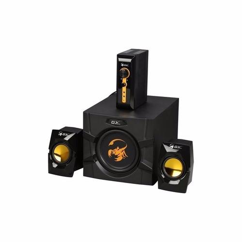 bocina genius modelo sw-g2.1 3000 black us 120-240v