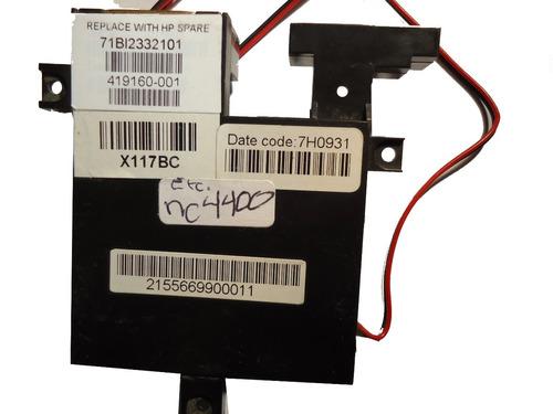 bocina hp  nc4400 tc4400 np: 419160-001
