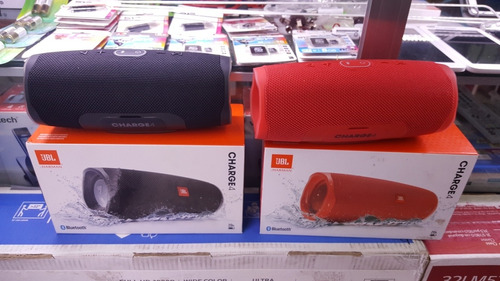 bocina jbl charge 4 bluetooth original