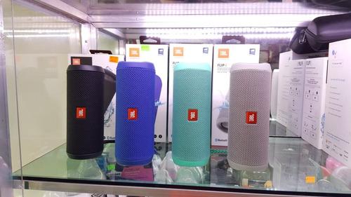 bocina jbl flip 4 aprueba de agua bluetooth original