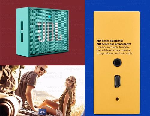 bocina jbl portatil recargable